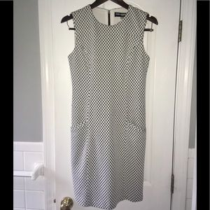 Karl Lagerfield sleeveless dress NWOT